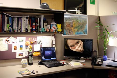 me oregon work portland day jill beaverton days cube 365 2008 366 project365 365days thisistoday 366days day073 366of2008 imajellidonut