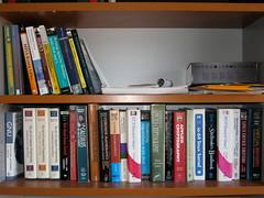 Bookshelves A