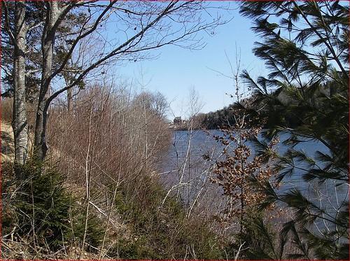 Montague River, Montague, Prince Edward Island, Canada