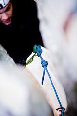 Double Bowline (mike.palic) Tags: rock knot southern climbing trad bowline illniois