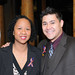 Felicia Tripp-Folsom, Deputy Director, Portland Housing Center and Jason Lim, Asian Reporter and PHC Board Member