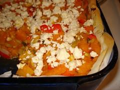 Anna Olson's Roasted Vegetable Tart