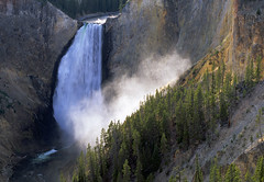 Yellowstone Falls (JLMphoto) Tags: park landscape falls national yellowstone lower excellentphotographerawards absolutelystunningscapes jlmphoto