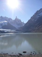 Fitz Roy - trek - lagune - glacier - sommets - soleil