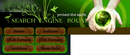 Earth Day Theme at Search Engine Roundtable