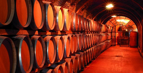 The Rioja wine route