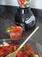 Gazpacho soup 024