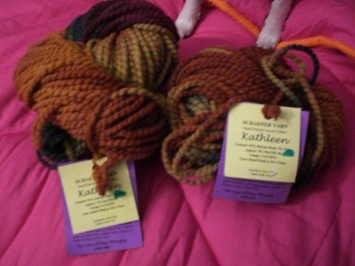 "Schaefer Yarns, ""Kathleen"""