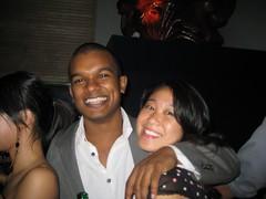 8/18/07: Mah 26th (Lauren O'Malley-Singh) Tags: friends party ravi