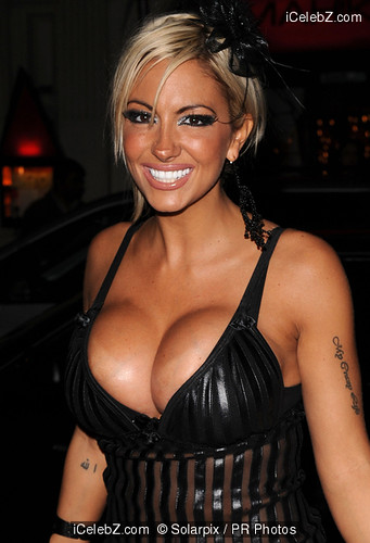 jodie marsh boyfriend black dress