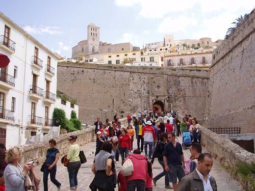 Portal de Ses Taules. por oscanpa ( Oscar ).