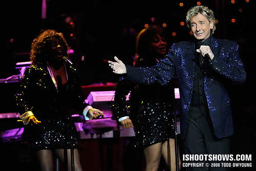 Barry Manilow @ the Chaifetz Arena -- 2008.04.25