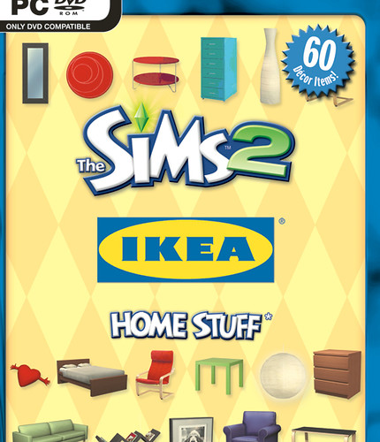 Ikeas's Expansion Pack for The Sims