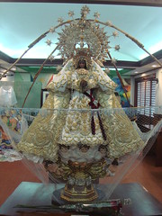 Nuestra Seora de Salambao (Custodia Virgo Salambao: WOW! SALAMBAO!) Tags: clara our church st parish lady de san shrine clare concepcion bulacan sta conception pascual immaculate nuestra obando seora baylon asis inmaculada diocesan asisi salambao obandofertlityrites bulacanphilippines