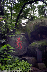 Garden Rocks (jssutt) Tags: china plants gardens submitted pagoda chinese getty fuzhou enlightenment gettyimages travelphotographs yushanfengjingqu jeffsuttlemyre