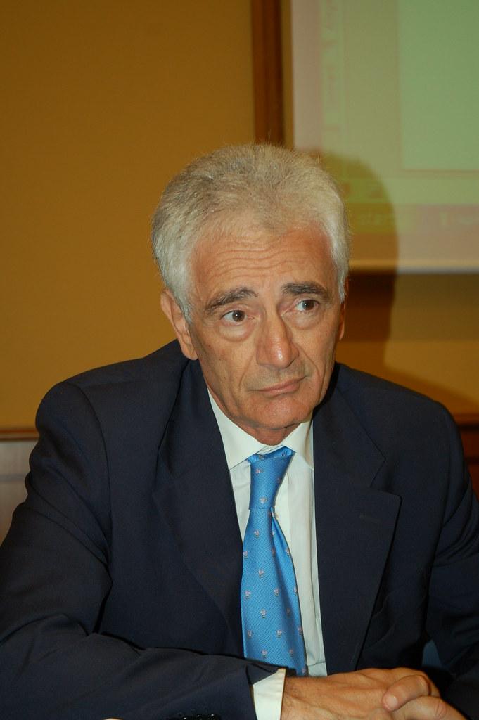 Franco Cuccurullo, Presidente Consiglio Superiore di Sanità e Rettore Università 'G. d'Annunzio' di Chieti-Pescara