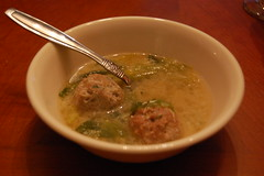 Italian Wedding Soup by robin.norwood, on Flickr