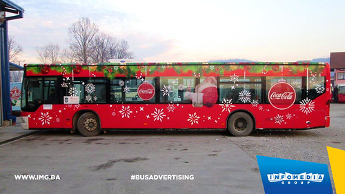 Info Media Group - coca cola, BUS Outdoor Advertising, 12-2016 (10)