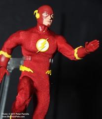 MezcoPreview_2017_11 (SkeletonPete) Tags: mezzotoyz actionfigures marvelcomics dccomics batman superman doctorstrange spaceghost one1217dc