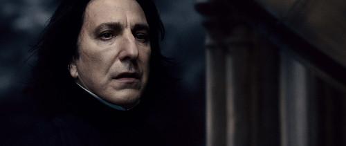 Harry Potter y el Misterio del Príncipe Severus Snape