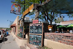 Cowgirl (The Real Santa Fe) Tags: santafebar santaferestaurant