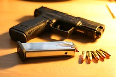 "Springfield XD 9mm 4"" service pistol (wilson.cheong) Tags: magazine gun pistol springfield bullet xd 9mm"