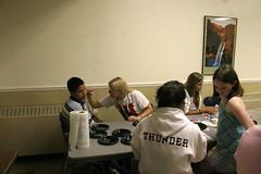 School Choice volunteers