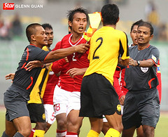 Malaysia vs Indonesia from glennguan