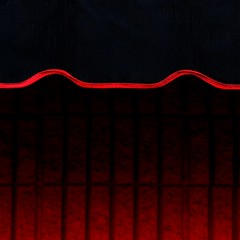 Little Red Riding Hood in Hell (Lord Jezzer) Tags: red black brick lines dark awning curves hell hellish line fabric curve mb creattività superstarthebest littleredridinghoodinhell