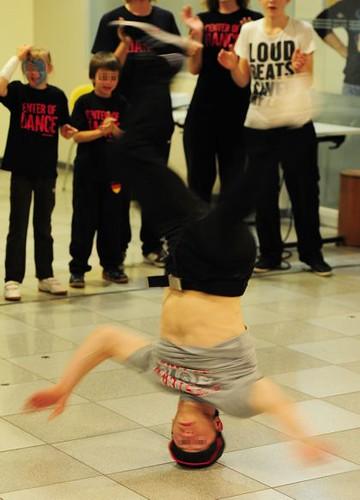 Breakdance, Center of Dance, Lange Nacht der WIssenschaften, Berlin, 28.05.2011 - 3