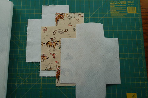 Fabric box: Step 2