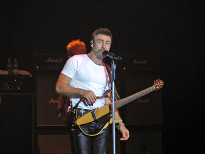 Paul Rodgers canta en Queen