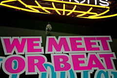 WE MEET OR BEAT