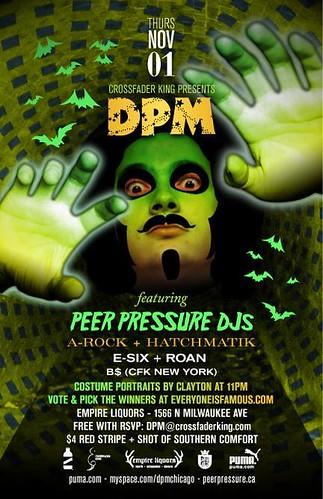 DPM November 1st