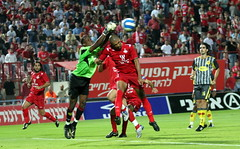 IMG_2537 (Geva*) Tags: sport football soccer tel aviv ta  derby maccabi geva hapoel          telem