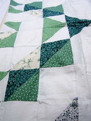Little green quilt