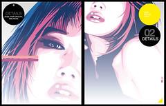 Perosnalwork/ jp_girl_colorFX02 ([GW] GrafikWar) Tags: illustration poster asian design experimentation vector serie graphique grafikwar