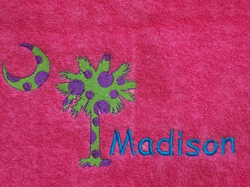 Hand Towel/Golf Towel/Baby Burp Cloth