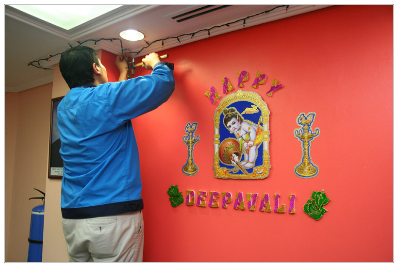 Deepavali @ Office