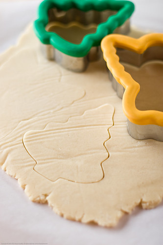 Drop-in & Decorate: sugar cookies before baking