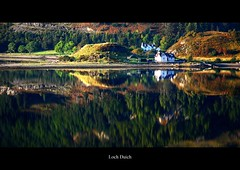 Loch Duich, Reflection (Craig Robertson) Tags: reflections scotland highlands explore loch westcoast lochduich aplusphoto