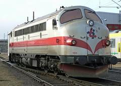 TMY i Kristinehamn (Michael Erhardsson) Tags: railway 101 locomotive tmy lok tg kristinehamn jrnvg my tgab