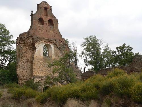 iglesia del monasterio de Nogales