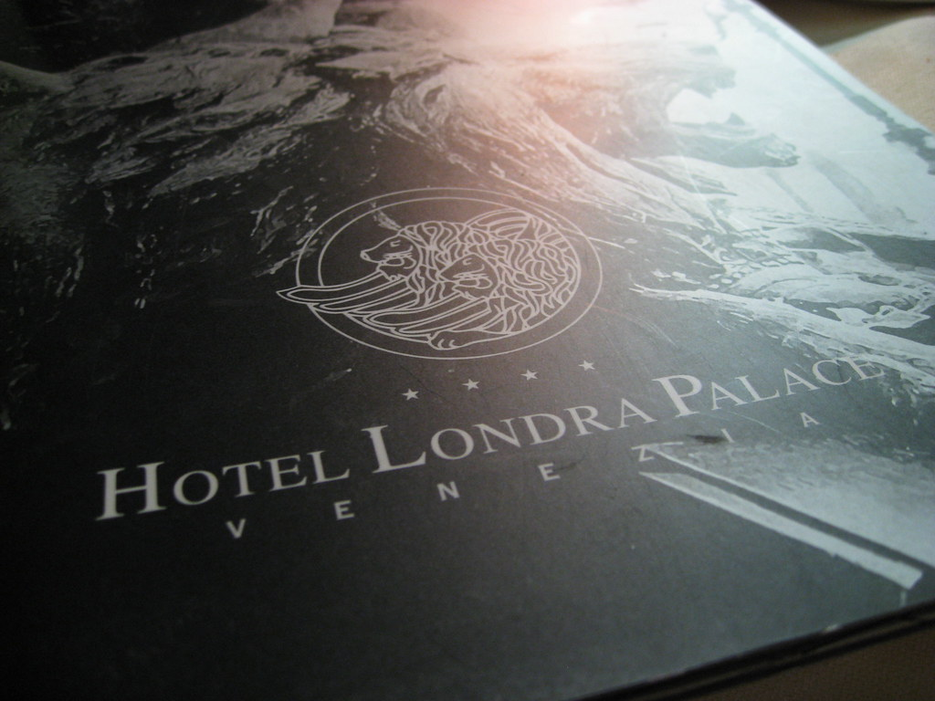 Hotel Londra Palace's Ristorante Do Leoni