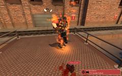 Demoman Burn