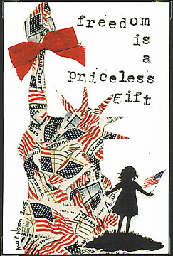 Freedom is a priceless gift