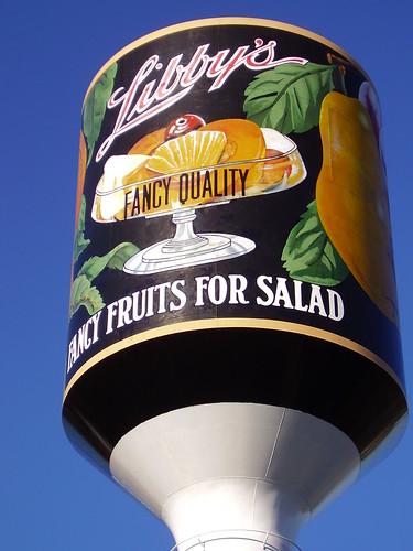 Sunnyvale Libby tower