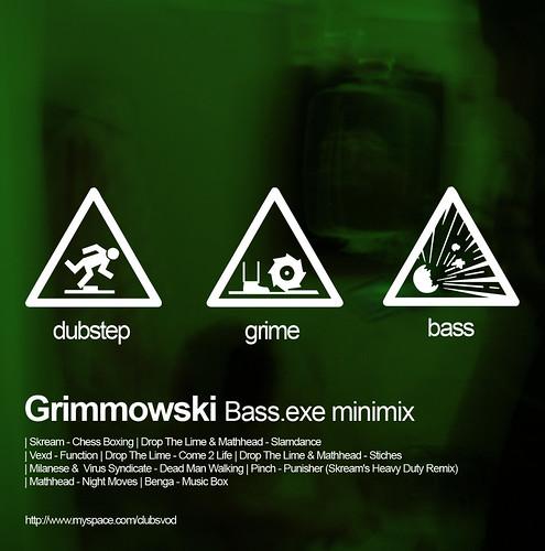 Grimmowski minimix cover