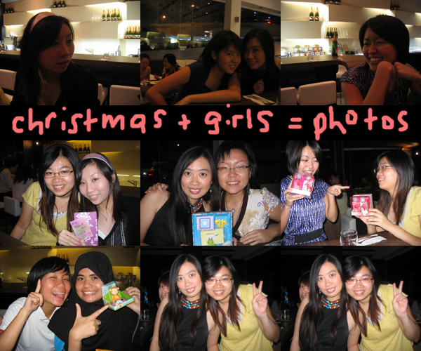 christmas plus girls equals photos