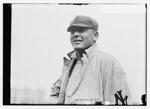 [Charlie Hemphill, New York, AL (baseball)] (LOC)